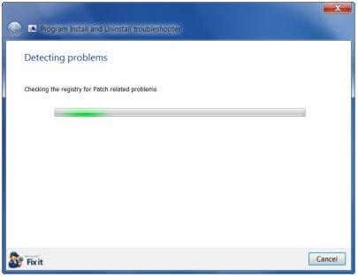 Troubleshooting Windows Installer