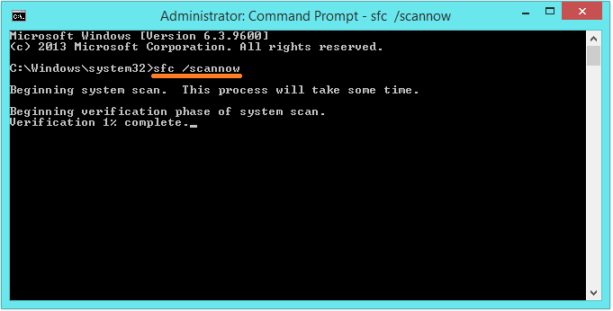 Error 0×80070057 -- sfc scannow - 2 - Windows Wally