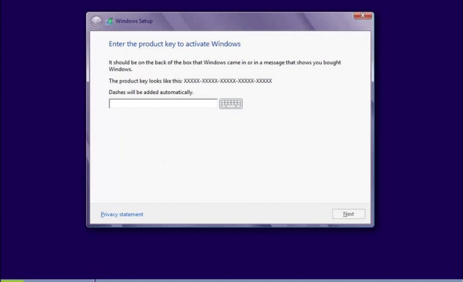 Install Windows 8 - 2 -  Pre-Install 4 - WindowsWally