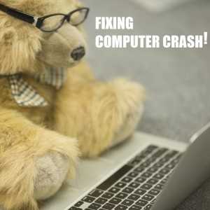 Computer Crash - Featured -- Windows Wally