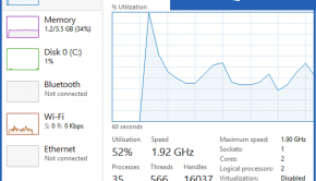 Windows 10 - CPU Usage 100 - Featured -- Windows Wally