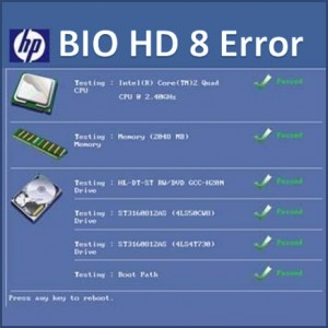 how to fix windows error recovery hp