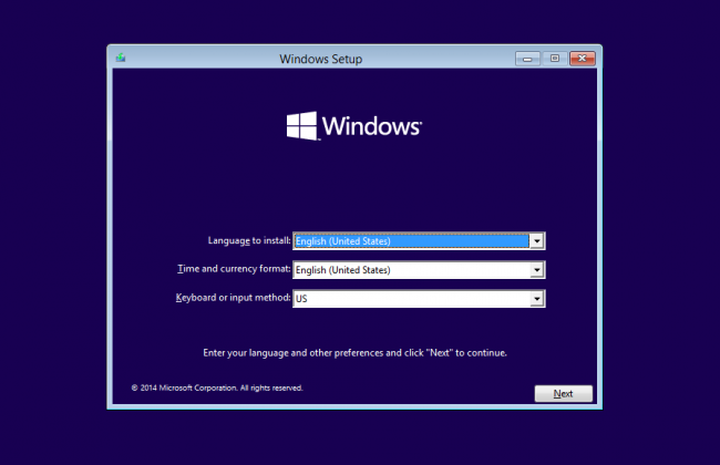 0xC0000428 - Windows 10 - Install - Screen 1 - Windows Wally