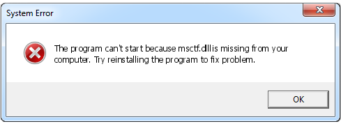 MSCFT.dll -- Windows 10 - Error - Cover -- Windows Wally