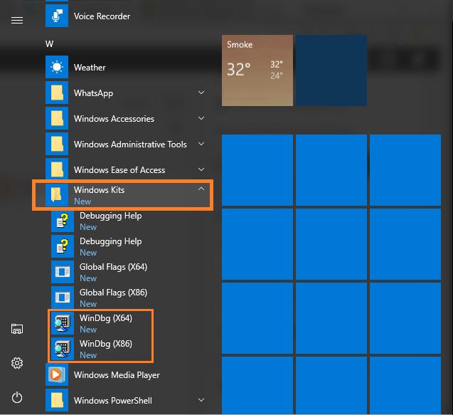Dump Files -- WinDbg - 1 - Windows Wally