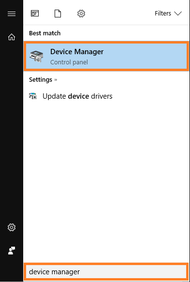 3G USB -- Windows 10 - Device Manager - Start Menu - Windows Wally