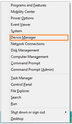 Lagging In Windows 8.1 -  Windows Key + X -  Device Manager -- Windows Wally